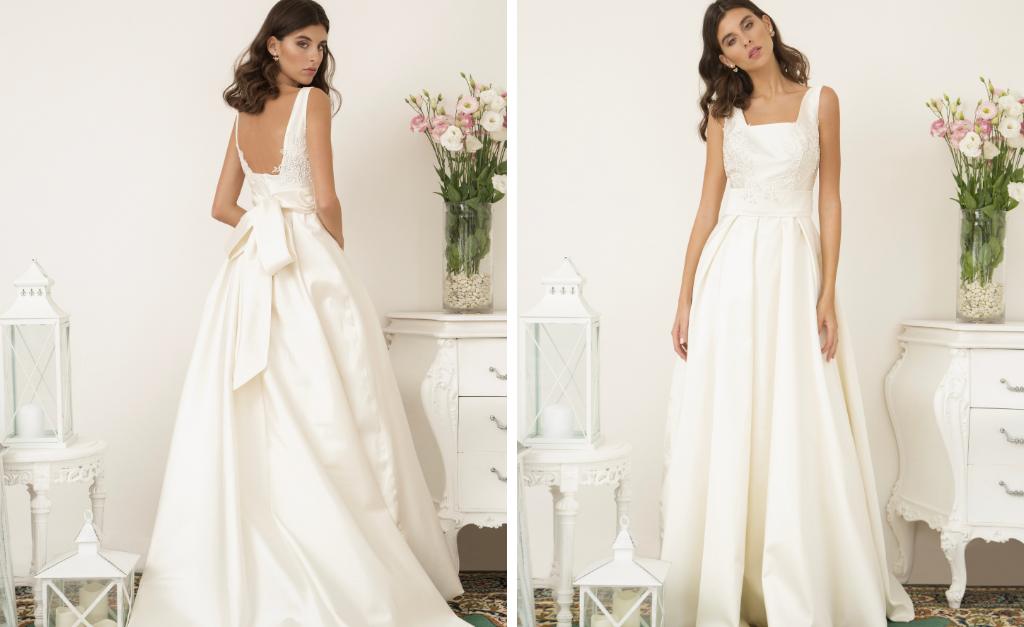 Vestiti Da Sposa For You.Abiti Da Sposa Semplici All Eyes Only On You